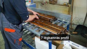 Műanyag ablak gyártása Horizont Ps Space 8 műanyag ablak profil -50% AKCIÓ
