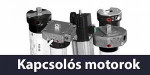 Motorizált redőny motorok: