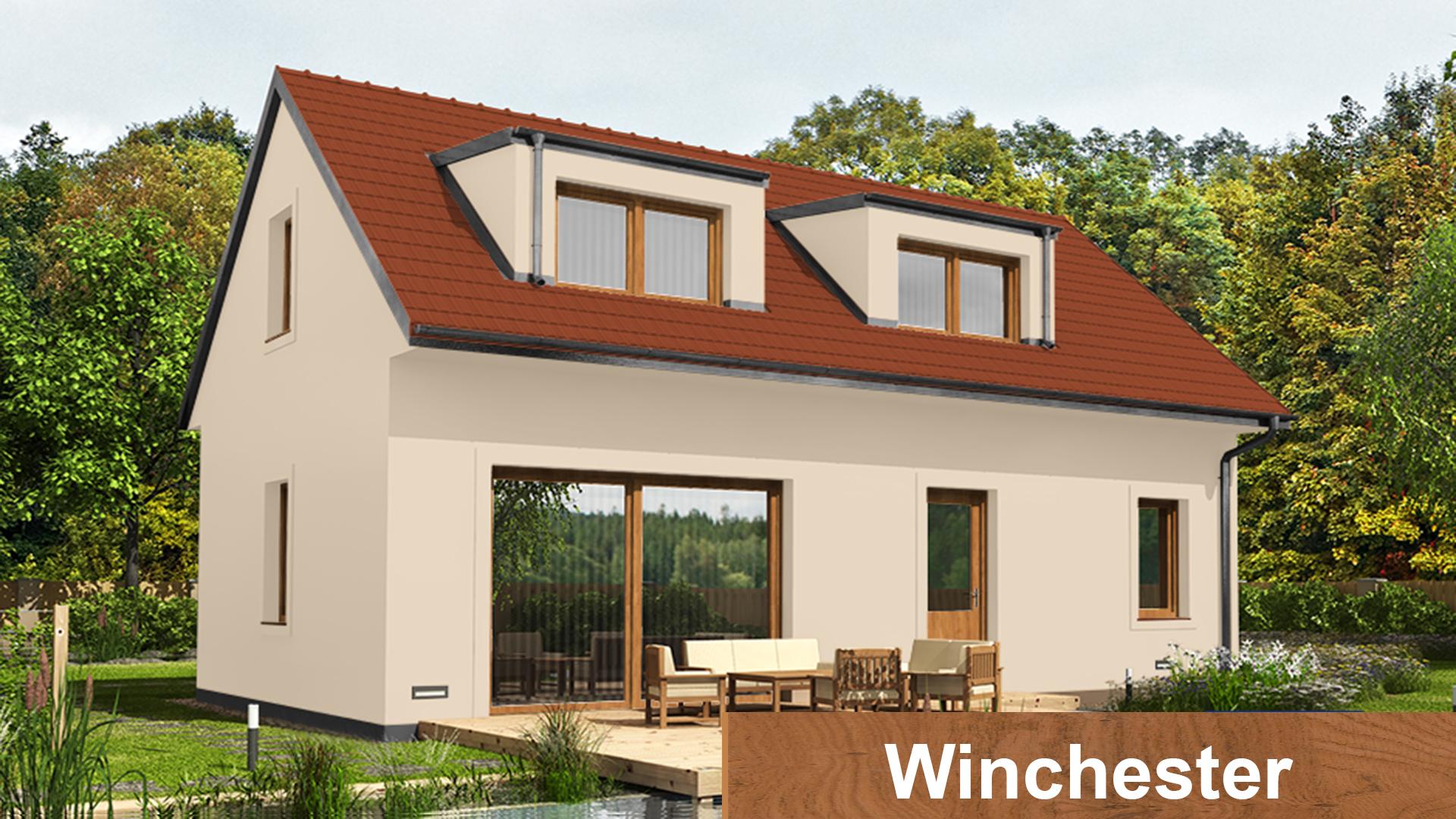 Színes műanyag ablakprofil - Renolit fóliaszín Winchester