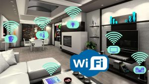IContrALLintelligens otthon Smart home