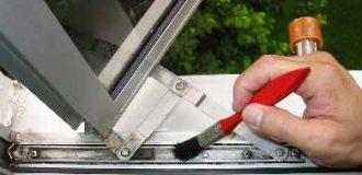 Műanyag ajtó és ablak profil,vasalat karbantartása