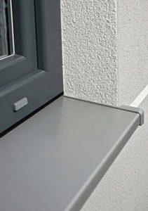 Ablakpárkányok Alumínium párkány