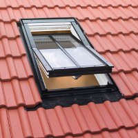 Konzervatív tetőablakok Egyedi tetőablakok