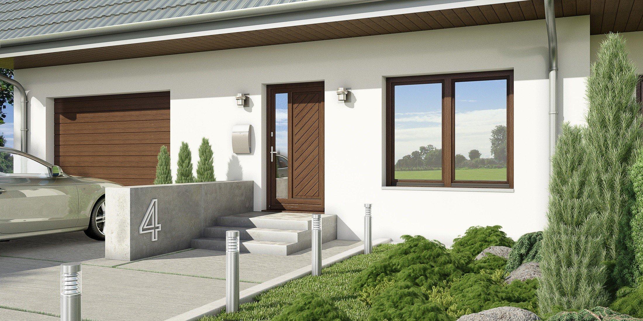 Minőségi fa ablak - Borovi fenyőfa ablak