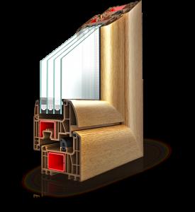 Műanyag ablakok 3 rétegű üveggel