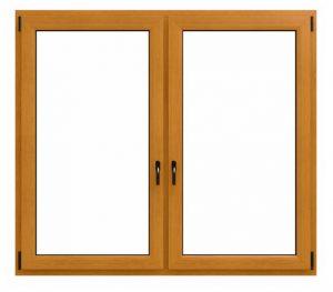 IGLO Energy Classic ablak profil - Műanyag ablakok 2 rétegű üveggel