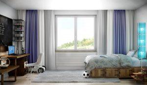 Műanyag ablak - IGLO fény - minőségi műanyag nyílászáró!