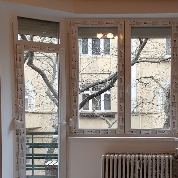 Bontás nélküli ablakcsere – Műanyag ablak csere