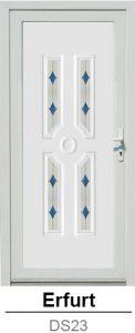 műanyag bejárati ajtók akció