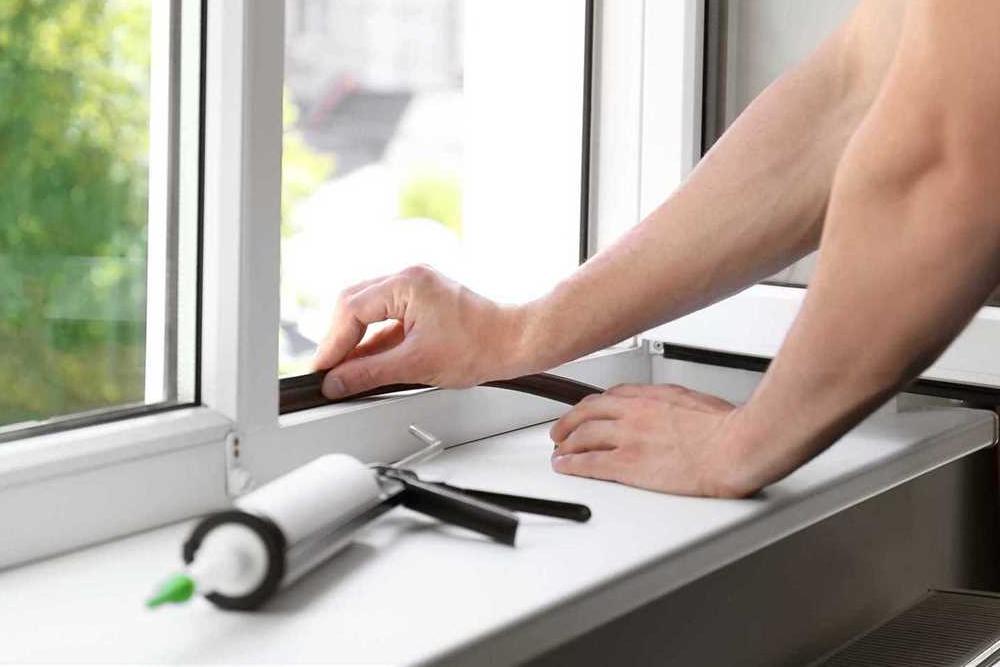 Műanyag ablak szigetelése